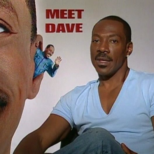 Interview mit Eddie Murphy (Dave Ming Chang) - OV-Interview Poster