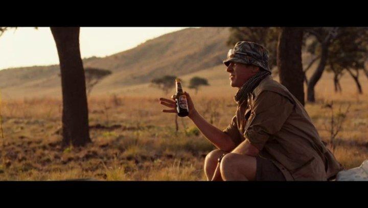 Hector hilft seinem alten Freund Michael in Afrika - Szene Poster