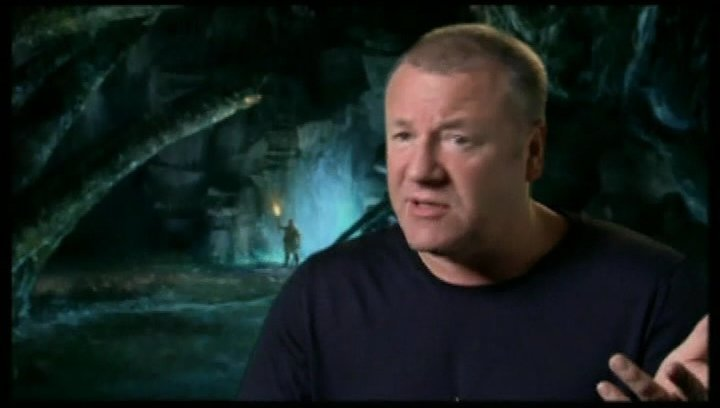 Ray Winstone - OV-Interview Poster