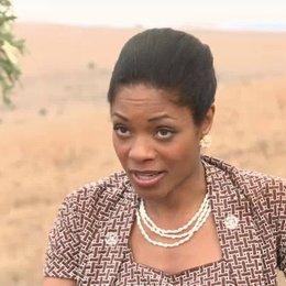 Naomie Harris - Winnie Madikizela - darüber, Winnie Mandela zu spielen - OV-Interview Poster