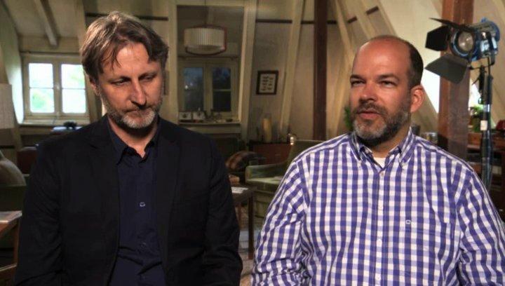 Philipp Budweg und Robert Marciniak über Moritz Bleibtreu als Boris - Interview Poster