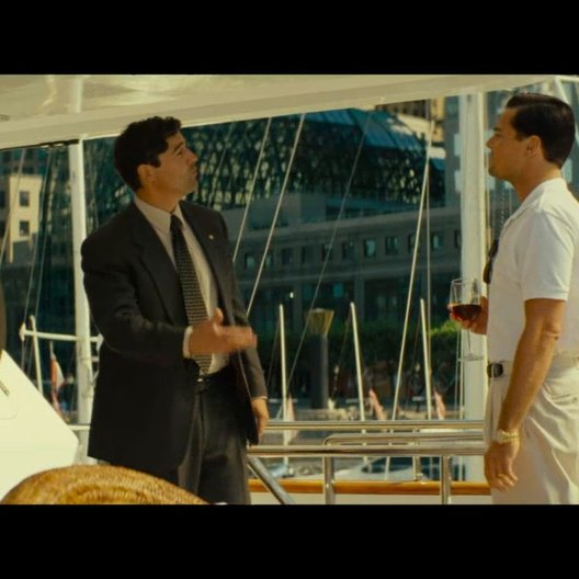 The Wolf of Wall Street - Trailer Poster