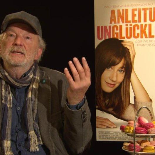 Michael Gwisdek - Paul - über die Qualität des Zuhörens - Interview Poster