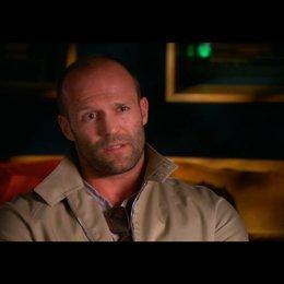 Jason Statham über die Regie Teil 3 - OV-Interview Poster