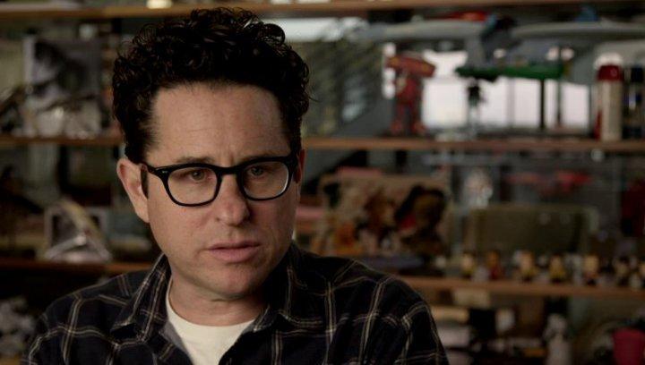 JJ Abrams - Regisseur - über die Themen des Films - OV-Interview Poster