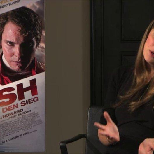 Alexandra Maria Lara - Marlene - über ihre Vorbereitung auf die Rolle - Interview Poster