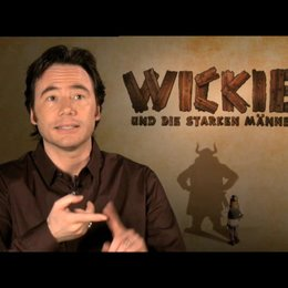 Michael Bully Herbig erinnert sich an die Wickie-Trickfilmserie - Interview Poster