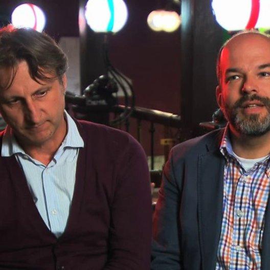 Robert Marciniak und Philipp Budweg über die Bücher - Interview Poster