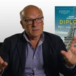 Volker Schlöndorff (Regie) über Niels Arestrup - Interview Poster