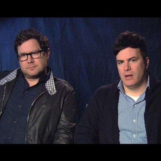 Josh Gordon und Will Speck ueber ihre Zusammenarbeit - OV-Interview Poster