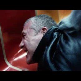Luke kämpft in der U-Bahn - Szene Poster