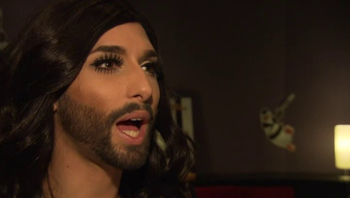 B-Roll (Conchita Wurst) - Making Of Poster