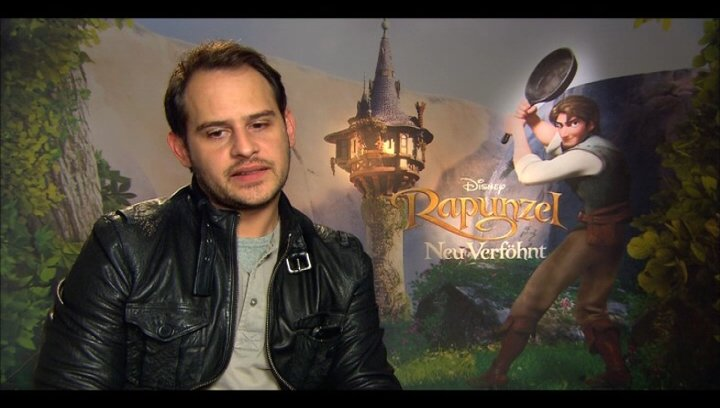 MORITZ BLEIBTREU - Flynn / über den Film - Interview Poster