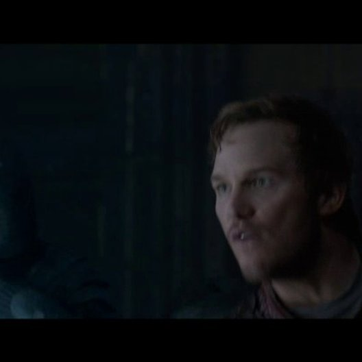 Mein Name ist Peter Quill - Szene Poster