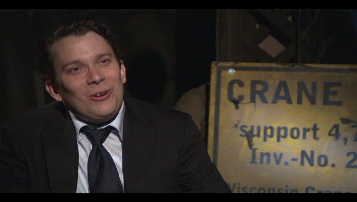 Christian Ulmen über Jerry und Phil - Interview Poster