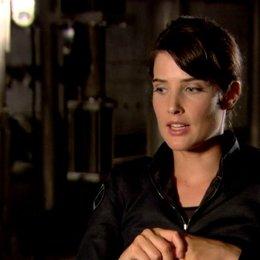 Cobie Smulders - Agent Maria Hill wie Marvel die Charakter zuordnet - OV-Interview Poster