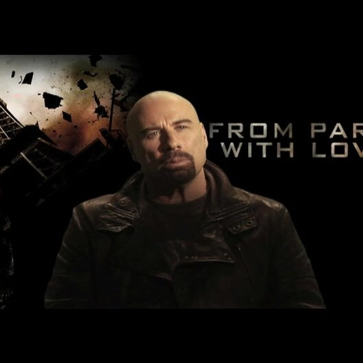 """John Travolta (""""Wax"""") über seine Rolle - OV-Interview Poster"""