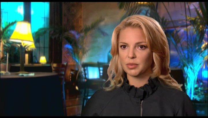 Katherine Heigl über ihre Rolle - OV-Interview Poster