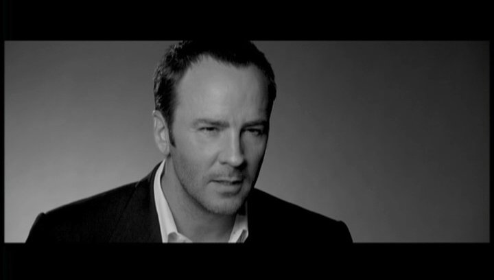 Tom Ford / REGISSEUR /mehr über die Message des Films - OV-Interview Poster