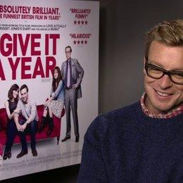 Simon Baker (Guy) über die Tatsache ob er Freunden zur Trennung raten würde - OV-Interview Poster