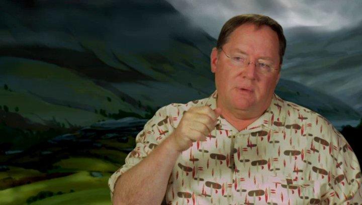 John Lasseter - Executive Producer - über Pixar - OV-Interview Poster