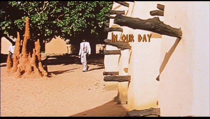 Moolaadé - Bann der Hoffnung - Trailer Poster