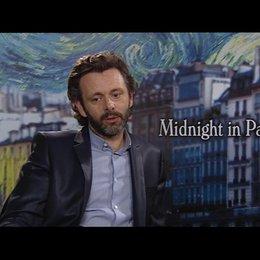 Michael Sheen (Paul) über Woody Allen als Regisseur - OV-Interview Poster