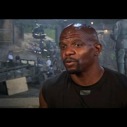 Terry Crews über den Film - OV-Interview Poster