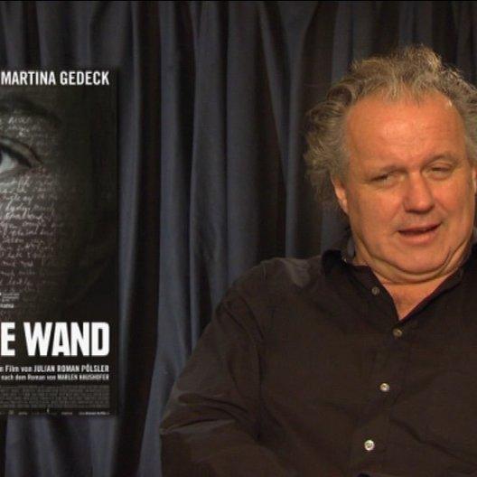 Julian Pölsler - Regisseur - über die Besetzung der Hauptrolle durch Martina Gedeck - Interview Poster