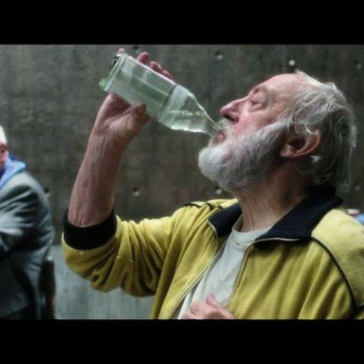 Er trainiert für den Berlin-Marathon - Szene Poster