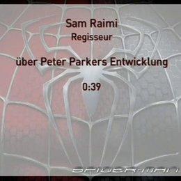 Interview mit Sam Raimi - Regisseur - OV-Interview Poster