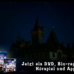 Das kleine Gespenst (VoD-/BluRay-/DVD-Trailer) Poster