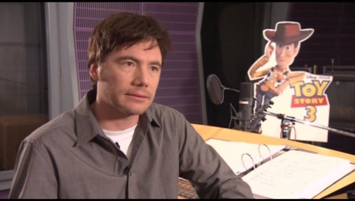 MICHAEL BULLY HERBIG / Woody über das Besondere an TOY STORY 3 - Interview Poster