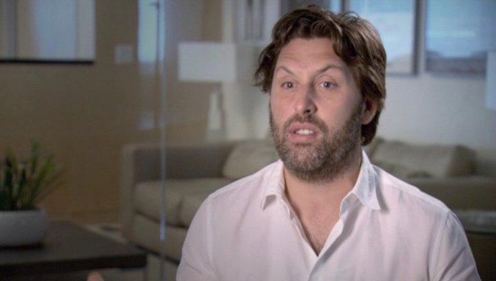 Jeffrey Clifford - Produzent / was die Zuschauer von dem Film mitnehmen werden - OV-Interview Poster