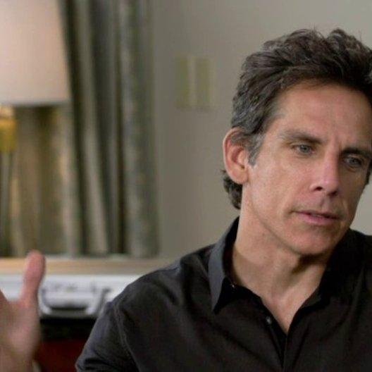 Ben Stiller - Walter Mitty, Produzent, Regisseur - darüber, was sein Interesse an dem Film geweckt hat - OV-Interview Poster