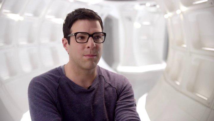 Zachary Quinto - Spock - über den Charakter von Spock - OV-Interview Poster