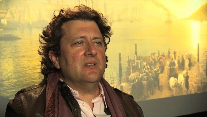 Bernard Rose - Regie - darüber, was ihm der Film bedeutet - OV-Interview Poster