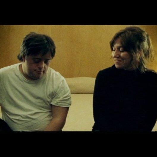 Daniel und Laura wollen Liebe machen - Szene Poster
