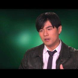 Jay Chou über sein erstes Kennenlernen mit Seth Rogen - OV-Interview Poster