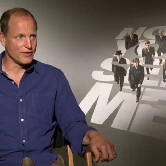 Woody Harrelson - Merritt McKinney - über seine Rolle - OV-Interview Poster
