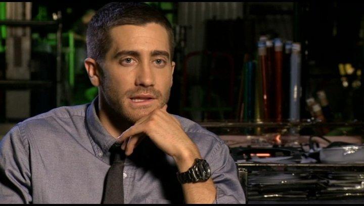 Jake Gyllenhaal (Colter Stevens) über Duncan Jones - OV-Interview Poster