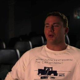Channing Tatum über den Dreh der Actionszenen mit Jonah Hill - OV-Interview Poster