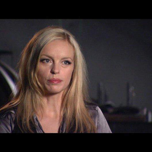 Nina Hoss ueber die Lust an einem Actionreichen Film - Interview Poster