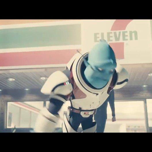 Nix wie weg - vom Planeten Erde - Trailer Poster