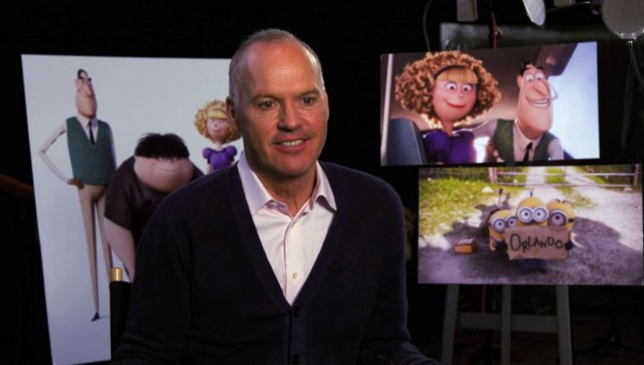 Michael Keaton - Walter - über Villain Con - OV-Interview Poster