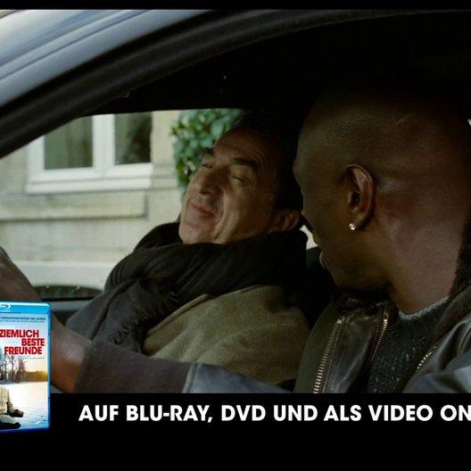 Ziemlich beste Feunde (VoD-/BluRay-/DVD-Trailer) Poster