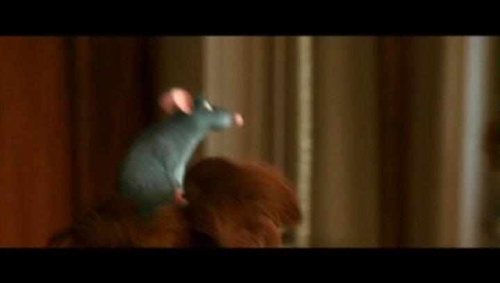 Ratte im Kopf - Szene Poster