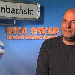 Andreas Steinhöfel über den ersten Eindruck vom Film - Interview Poster