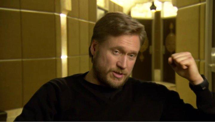 SAMULI EDELMANN - Winstrom - über die Action im Film - OV-Interview Poster