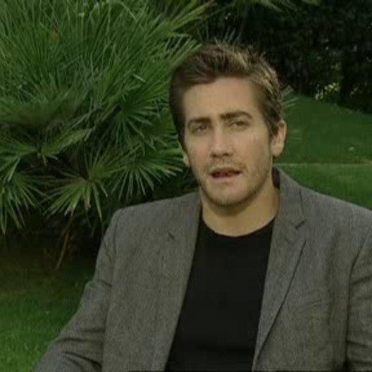 Jake Gyllenhaal über das Drehbuch, Heath Ledger, Hollywood und die Einsamkeit der Cowboys. - OV-Interview Poster